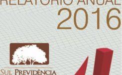 Relatório Anual de Informações – 2016